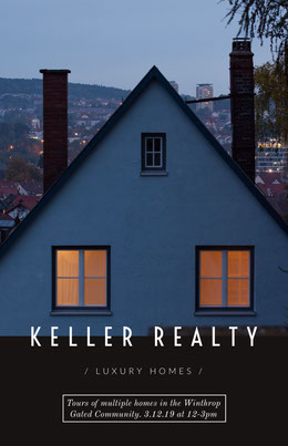 KELLER REALTY Flyer