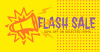 FLASH SALE バナー