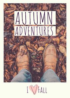 Autumn Adventures Autumn