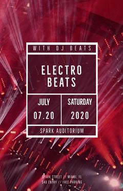 Electro Beats DJ