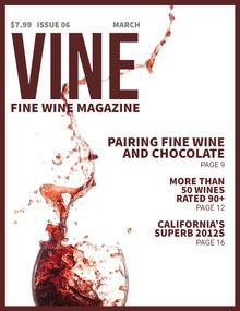 VINE Magazine Cover