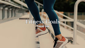 Fitness Goals  Banner para YouTube
