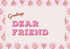 Dear Friend  Travel