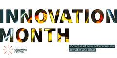 White Innovative Business Fair Eventbrite Cover Fairs