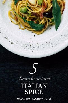 Light Toned Recipes with Italian Spice Post Pinterest Italy
