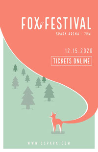 FOX FESTIVAL Posters
