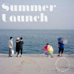Blue Summer Launch Instagram Square  Launch