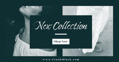 Black and White New Collection Facebook New Collection