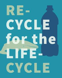 Recycle Instagram Portrait Campaign