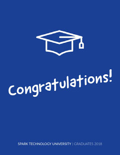 Blue Graduation Congratulations Card Graduation Congratulation