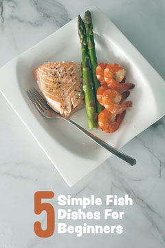 Simple Fish Dishes For Beginners  Pinterest Fish