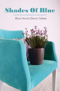 Blue Home Decor Pinterest Sweet Home