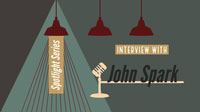 John Spark Youtube Channel Art