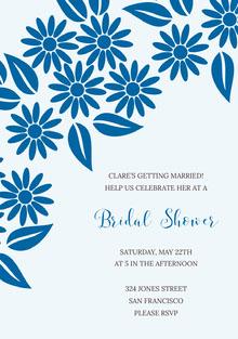 bridalshowerinvitations Convite de casamento