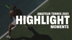 Female Tennis Player Photo Amateur Tennis Youtube Thumbnail Tennis