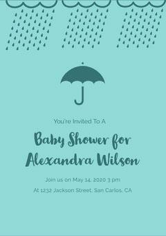 Baby Shower for Alexandra Wilson  Baby Shower