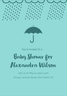 Baby Shower for Alexandra Wilson