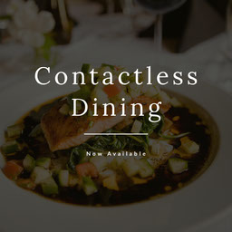 contactless dining instagram