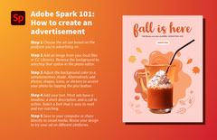 Adobe Spark 101: How to create an advertisement Car