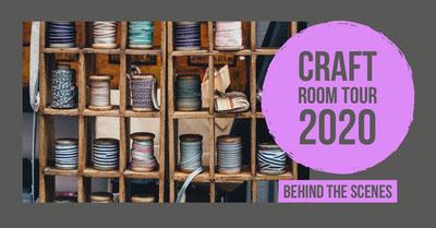 Craft Room Tour Facebook Post Taille d'image sur Facebook