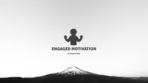 Motivation Well-being and Lifestyle Youtube Channel Art Motivationsplakat