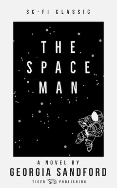 Spaceman Kindle Cover  Science