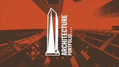 Architecture Portfolio Cover Construction