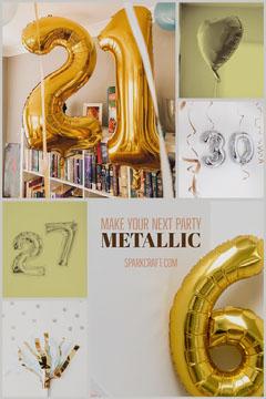 Party Decoration Pinterest Graphic Decor