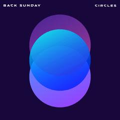 Circle Gradient Album Art Purple