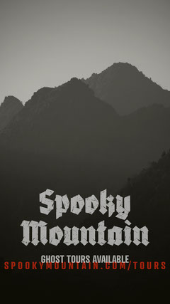 Spooky<BR>Mountain Scary