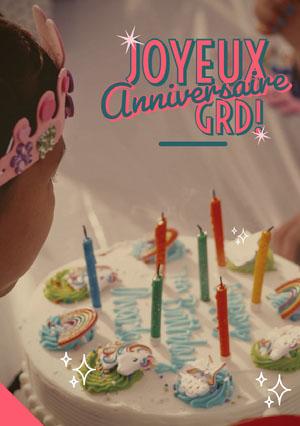 birthday cake birthday cards  Invitation d'anniversaire