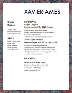 Xavier Ames Designer