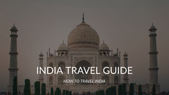 India Travel Guide Guide