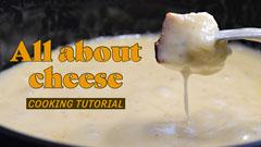 Orange a Cheese Recipes YouTube Thumbnail  Cheese