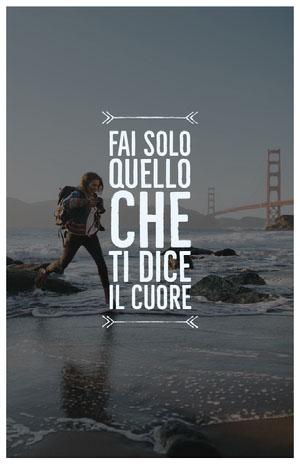 passion quote poster Poster motivazionali