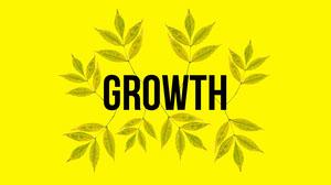 Yellow and Black Growth Desktop Wallpaper Desktop Wallpaper