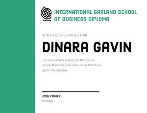Dinara Gavin