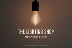 The Lighting Shop Opening Soon