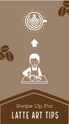 Latte Art Tips Art