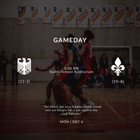 White and Dark Toned Sport Event Ad Instagram Post Basketball