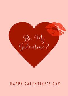 Be My Galentine?  Valentine's Day