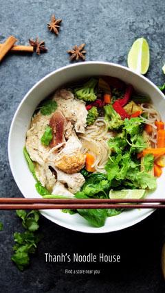 Thanh's Noodle House Ramen