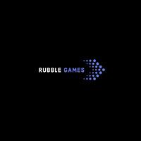 Black and Purple Gamer Logo Ícone de jogos