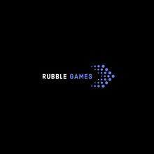 Black and Purple Gamer Logo Logo