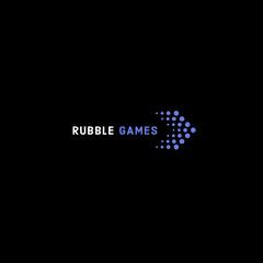 Black and Purple Gamer Logo Purple