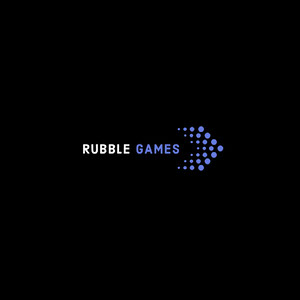 Black and Purple Gamer Logo Game Logo