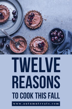 TWELVE<BR>REASONS Seasonal