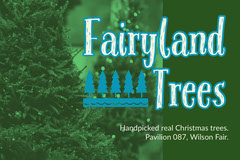 Fairyland Trees Christmas