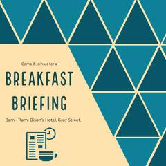 breakfast briefing igsquare  Breakfast