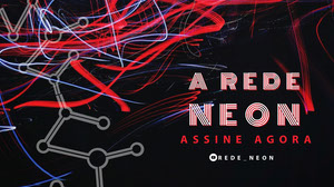 the neon network twitch banner  Banner